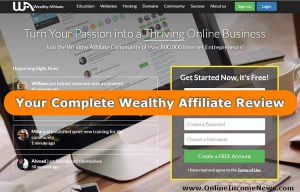 Your Complete Wealthy Affiliate Review