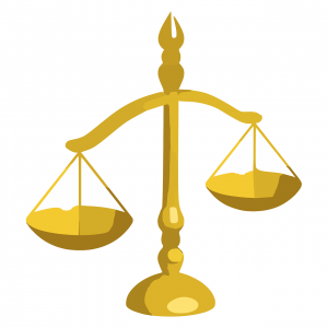 image of justice scales