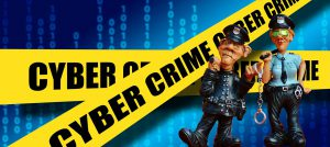 image of cyber crime police
