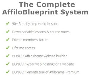 Is Affilorama A Scam Blueprint System