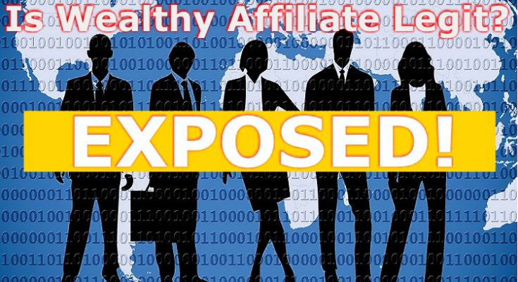 is wealthy affiliate legit