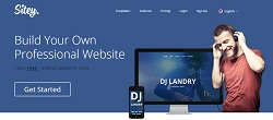 Sitey Website Builder
