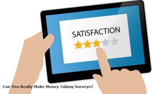 Can You Really Make Money Taking Surveys