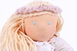 Hand Sewn Doll