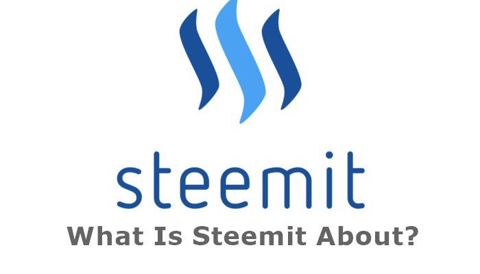 What Is Steemit About