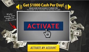 Get Paid 1k Per Day Scam
