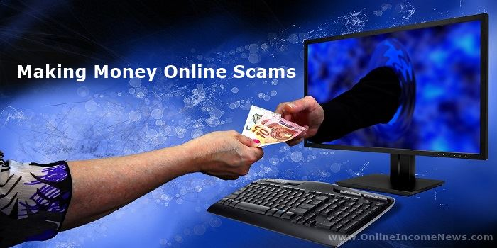 Making Money Online Scams Exposed