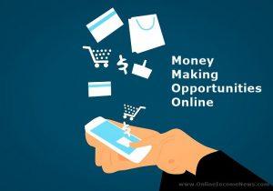 Money Making Opportunities Online
