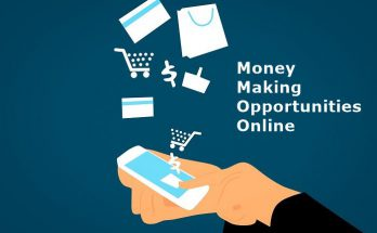 Money Making Opportunities Online