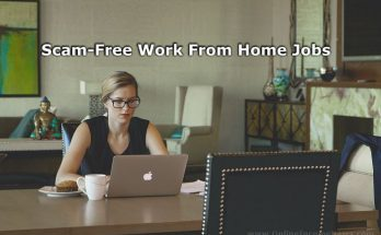 Scam Free Work From Home Jobs