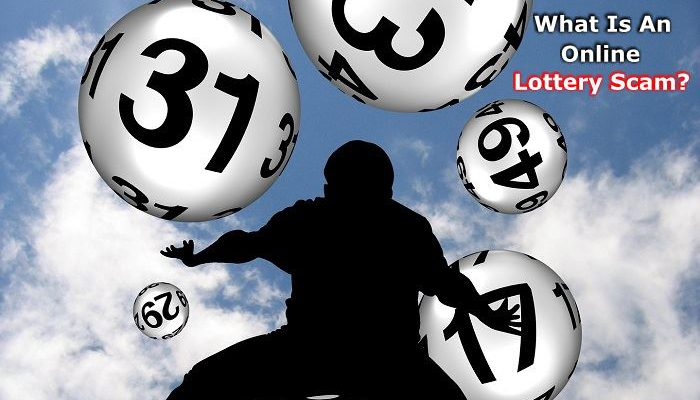 What Is An Online Lottery Scam