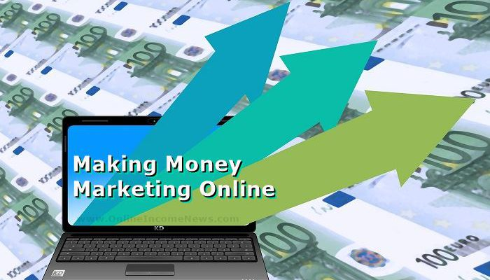 Making Money Marketing Online