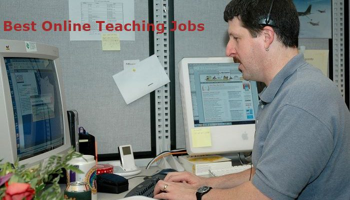 Best Online Teaching Jobs