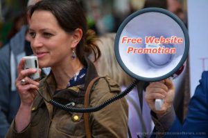 Free Website Promotion