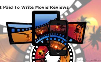get paid to write movie reviews