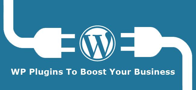 WP Plugins To Boost Your Business