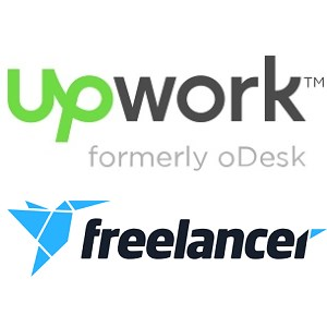 upwork freelancer logo
