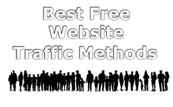 best free website traffic methods