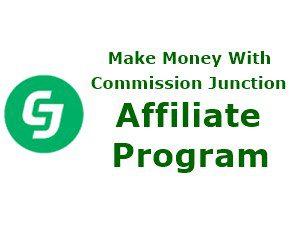 Commission Junction Affiliate Program