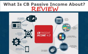 What Is CB Passive Income About Review