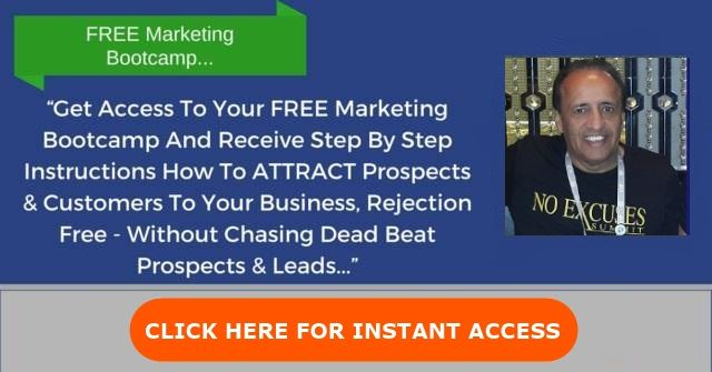 Attraction Marketing Free 10 Day Bootcamp Banner