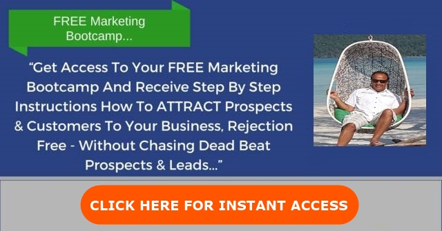 Free marketing Bootcamp Banner