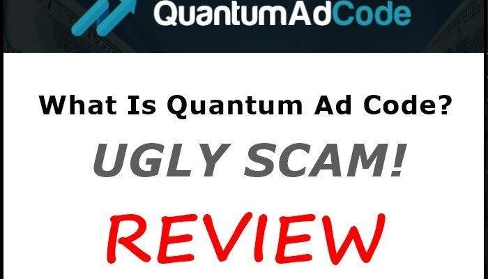 what is quantum ad code