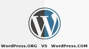 wordpress .org and .com