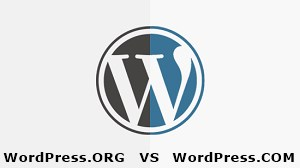 wordpress .org and .com