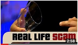 Real life scams - Bartenders
