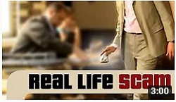 Real Life Scams - Bill Switch