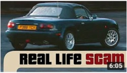 Real Life Scams - Car Deal Steal