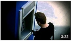 Real Life Scams - Cash Machine Con