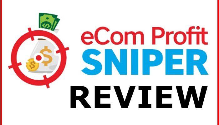 eCom Profit Sniper Review