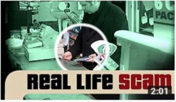Real Life Scams - Fake Money