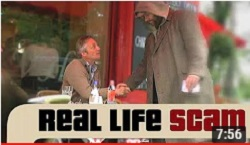 Real Life Scams - Homeless Man