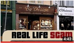 Real Life Scams - Jewellery Shop