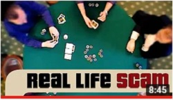 Real Life Scams - Poker