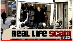 Real Life Scams - The Jam Auction