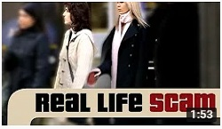 Real Life Scams - The Postman