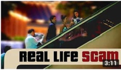 Real Life Scams - The Snip