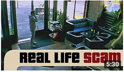 Real Life Scams - The Splitter