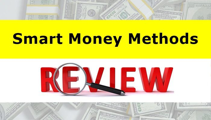 Image with dollars and smart money methods review