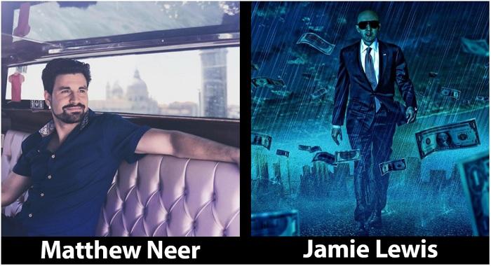 Matthew Neer and Jamie Lewis