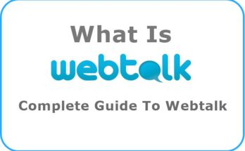 What is webtalk