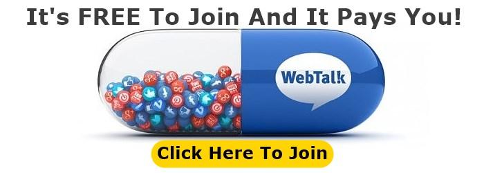 Webtalk Banner