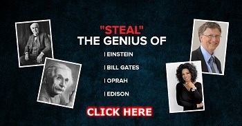 Pictures of Einstein Bill Gates Oprah and Edison