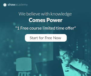 shaw academy site banner