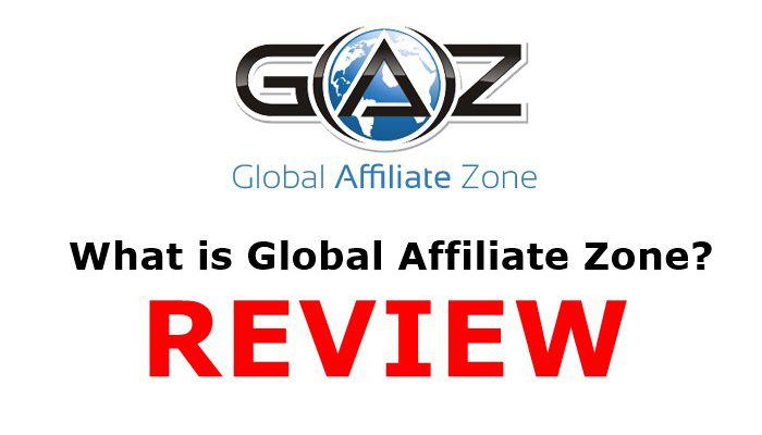 Global Affiliate Zone Logo