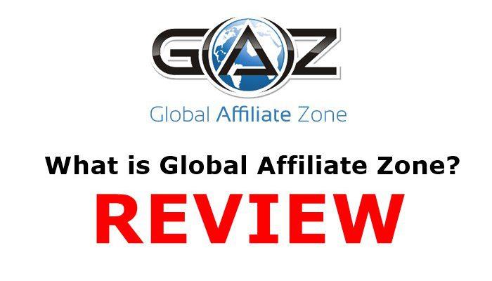 Global Affiliate Zone Logo